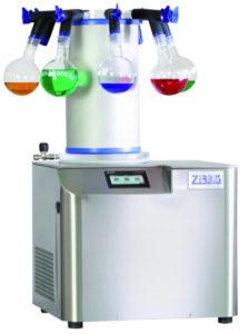 freeze dryer VaCo 2