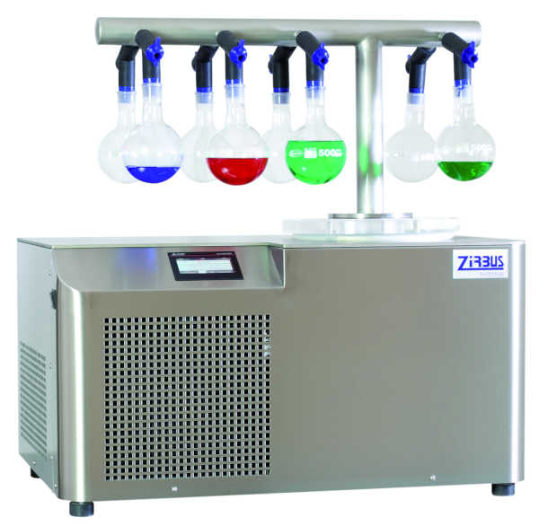 Laboratory freeze dryer - Made in Germany